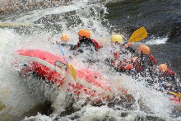 Rafting classique - L'expérience par excellence