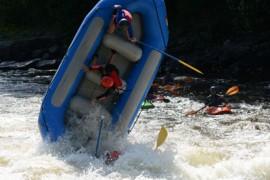 Le rafting élite, le nec plus ultra du rafting