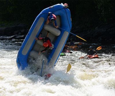 VIP Rafting Package