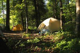 Le camping à son meilleur
