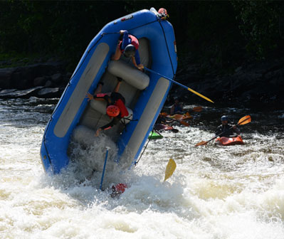 VIP Rafting Package