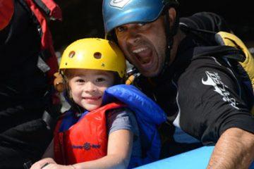 Le rafting modéré pour une activité en famille inoubliable