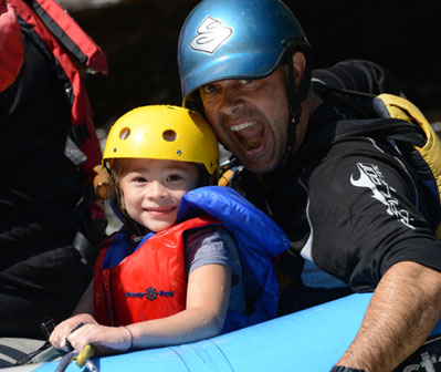 Soft Rafting Package - Available from 6 years old