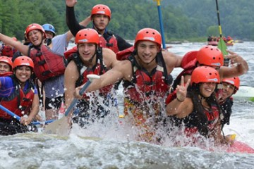Regular Rafting Package