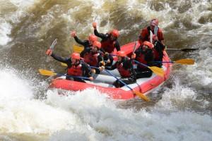 Le rafting en eau-vive, un sport à découvrir!
